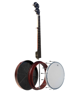 Morgan Monroe Rocky Top - Low Cost Beginner Bluegrass Banjo with Resonator - RT-BO1