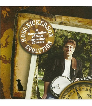 Ross Nickerson Banjo CD - Evolution
