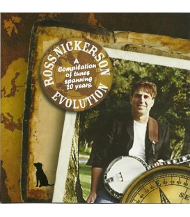 Download Banjo CD - Evolution - Ross Nickerson