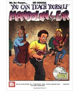 You Can Teach Yourself Mandolin By Ear (Book + Online Audio/Video)