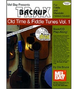 Backup Trax: Old Time & Fiddle Tunes for Fiddle & Mandolin