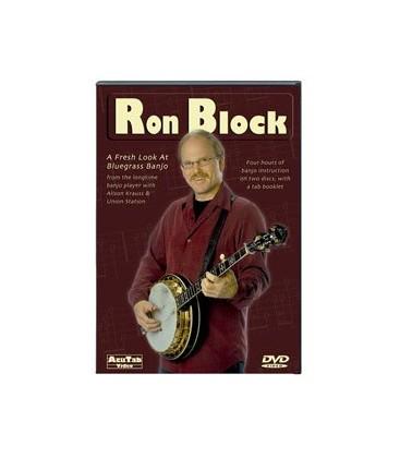 DVD - Ron Block - A Fresh Look at Bluegrass Banjo