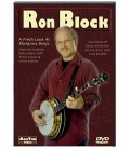 DVD - Ron Block - A Fresh Look at Bluegrass Banjo