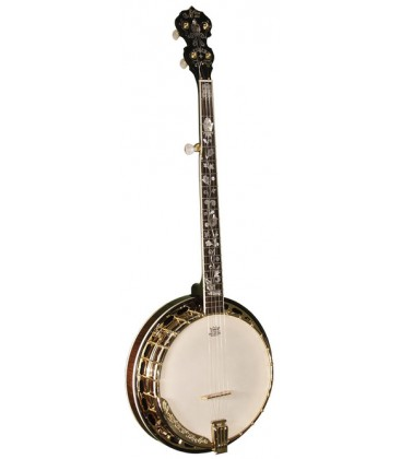 Morgan Monroe Appalachia Banjo with Hard Case and Free US Shipping