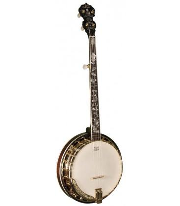 Morgan Monroe Appalachia Banjo with Hard Case and Free US Shipping