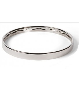 White Laydie Tone Ring