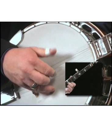 Online Lessons - Backup Banjo for Beginners and New Intermediates