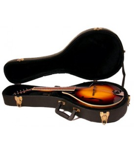 Mandolin Case - C-3701A Mandolin Superior Arch Top Hardshell Case Model A (without mandolin purchase)