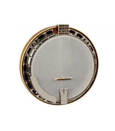 Recording King Banjo - USA Series M5 Resonator Banjo RK-M5