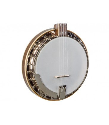 Recording King Banjo USA Series M9 Resonator Banjo RK-M9