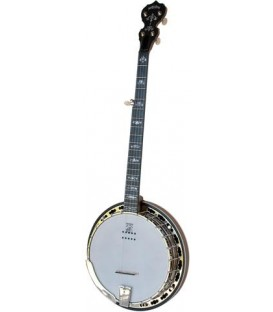 DEERING SIERRA 5-STRING ACOUSTIC/ELECTRIC BANJO