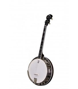 DEERING MAPLE BLOSSOM 19-FRET TENOR BANJO