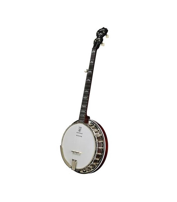 DEERING EAGLE II ACOUSTIC/ELECTRIC 5-STRING BANJO