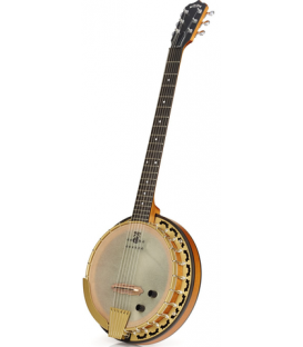 Deering Phoenix Acoustic/Electric 6-String Banjo