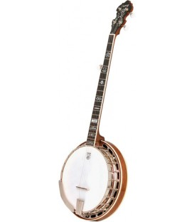 DEERING GOLDEN WREATH 5-STRING BANJO