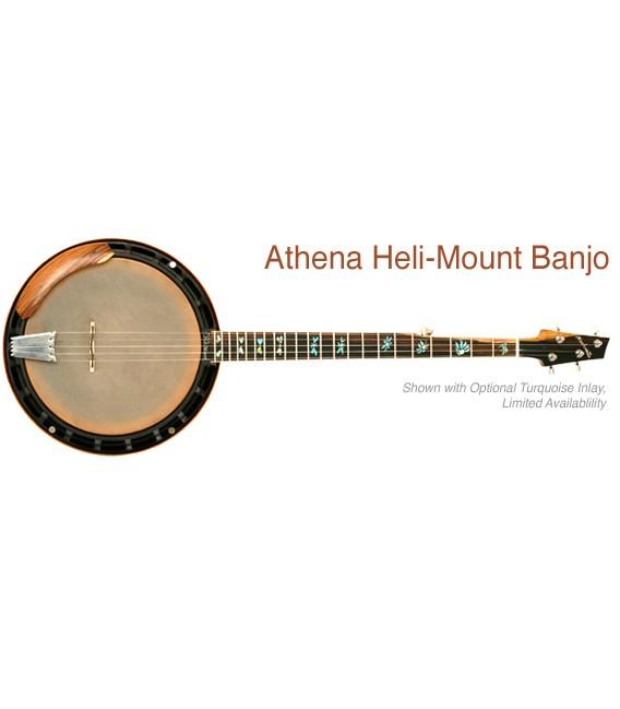 Nechville - Athena - Professional Lighter Weight Banjo