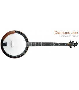 Nechville - Diamond Joe Heli-Mount Banjo
