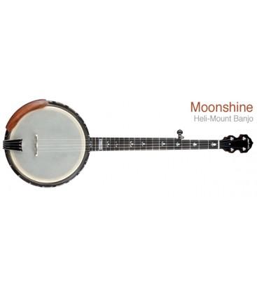 Nechville - Moonshine Heli Mount Banjo
