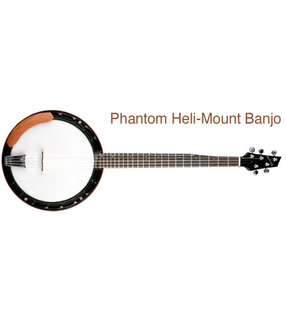 Nechville Phantom - Heli-Mount Banjo
