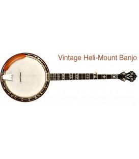 Nechville - Vintage Heli-Mount Banjo