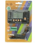 Musedo Tuner + Metronome Combo - Includes Tuner Clip