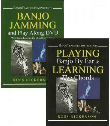Banjo Jamming and Playing Banjo By Ear - Online Banjo DVD