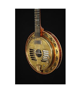NEW DESIGN - RESOPHONIC BANJO