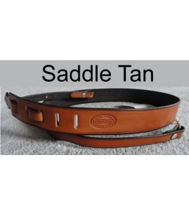 Dogwood Design Leather Banjo Straps