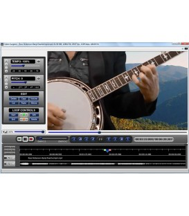 Video Surgeon - Slow Down YouTube Banjo Videos and DVDs