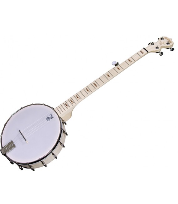 Deering Banjo - Goodtime 1 - Free Beginner Package and Official Deering Case