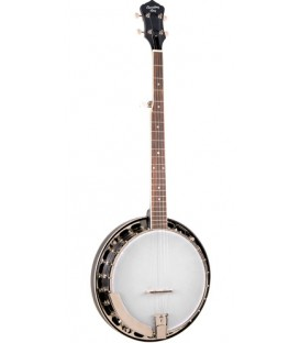Recording King - Beginner Banjo - Starlight - Free Beginner Banjo Kit
