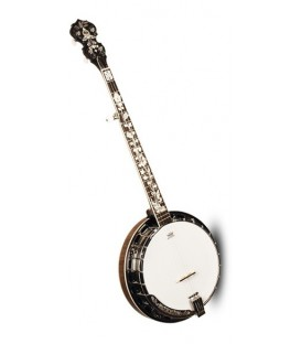 The Morgan Monroe MB-850DX -Nickel Plated Appalachia banjo
