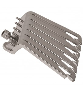 6-String Terminator Tailpiece - B1116-6C Chrome
