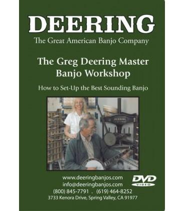 Greg Deering Maintenance Workshop DVD