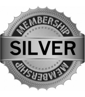 SILVER Members Lesson Site - 1 Year Subscription