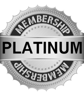 UpGrade to Platinum from Silver $89