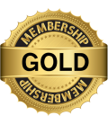 Gold membership - FREE Lifetime with Platinum Membership