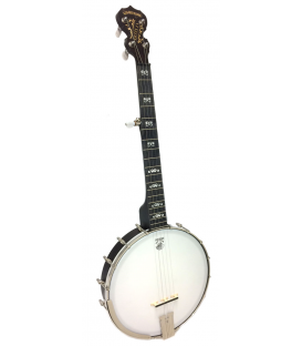 Goodtime Artisan Parlor Banjo - Travel and Kid Size Banjo