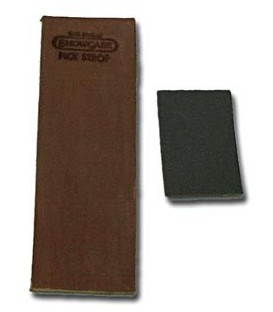 Finger Pick Polisher and Buffer - Pick Strop