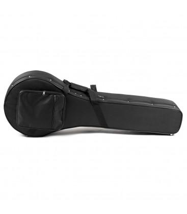 Guardian CG-010-JO Hard Foam Feather Light Open Back Banjo Case