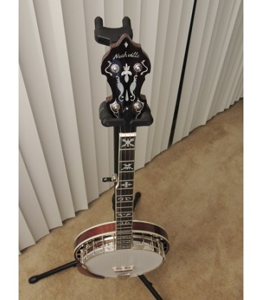Nechville Ross Nickerson Vintage Model with Flathead Tone Ring