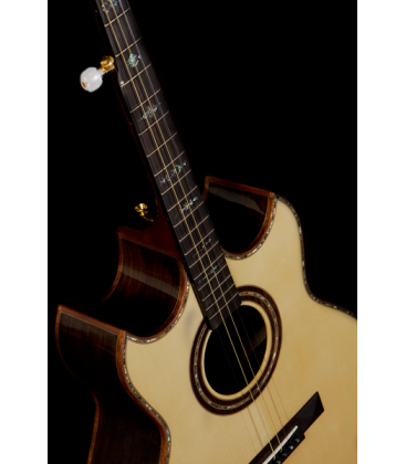 Doc Fossey Guitar for the 5-String Banjo Player