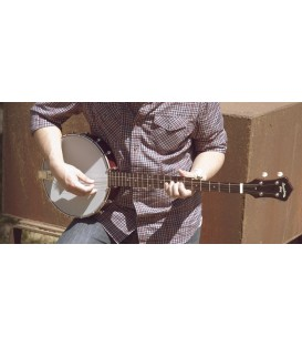 Recording King 5-string Beginner Banjo - RKOH-05
