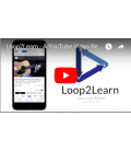 Loop2Learn - Amazing Smart Phone App that Slows Down YouTube Video