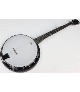 Model Closeout Sale - Savannah SB-080 18-Bracket 5-String Banjo