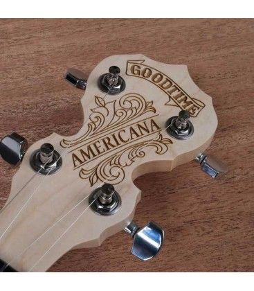 Deering Goodtime Americana - 12 inch Rim - Deep Sound