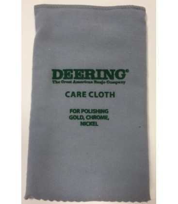 DEERING BANJO CARE CLOTHS