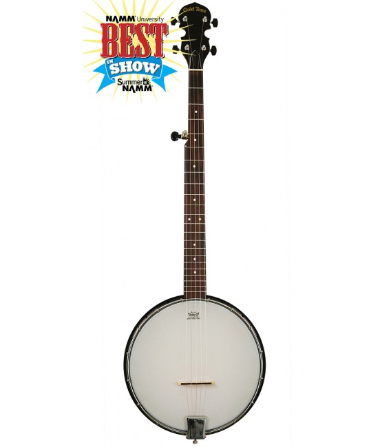 Goldtone AC-1 Beginner Banjo - NOW WITH RESONATOR
