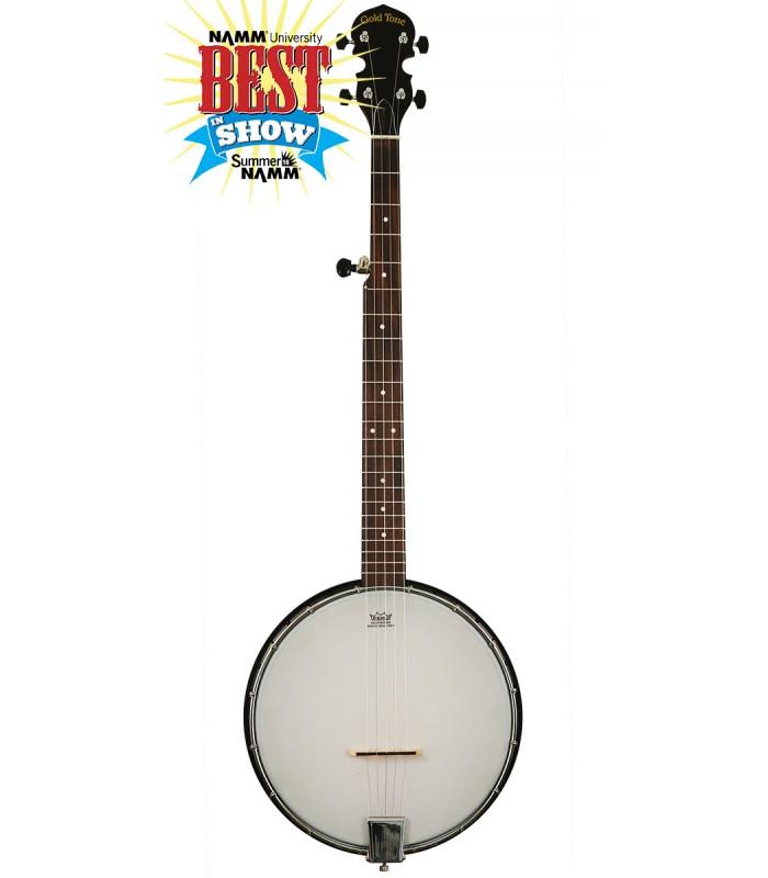 Goldtone AC-1 Beginner Banjo - NOW WITH RESONATOR