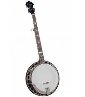 Gold Star GF-100W Wreath Banjo - Upgraded 2018 Version